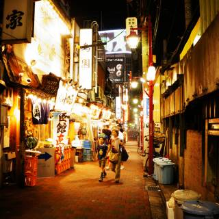 Shinjuku, Golden Gai And Kabukicho Evening Walking Tour