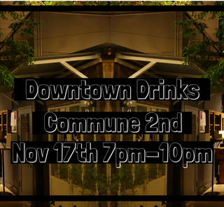 Downtown Drinks #25