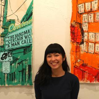 "Art In Unexpected Places: Mariya Suzuki, ""Urban Types"""