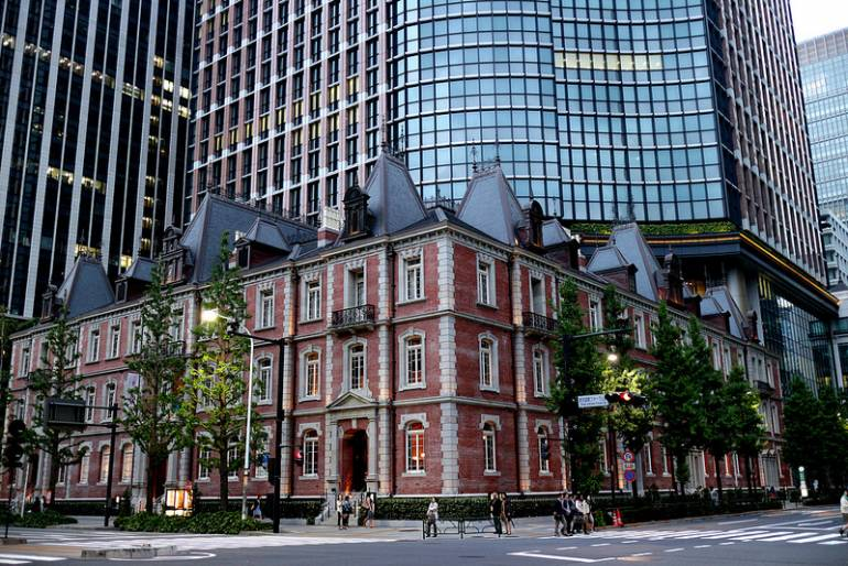things to do around tokyo station