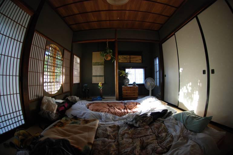 Takayama Zenkoji Temple Guesthouse
