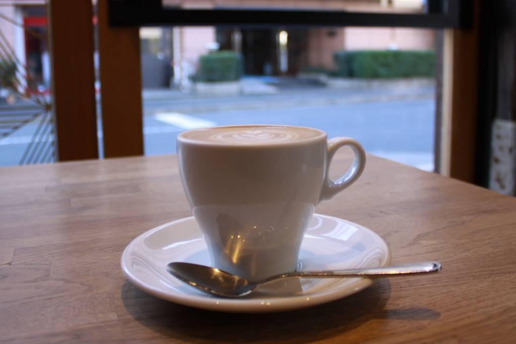 Kiyosumi cafe