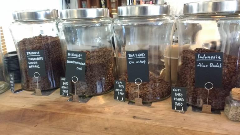 kiyosumi cafe coffee
