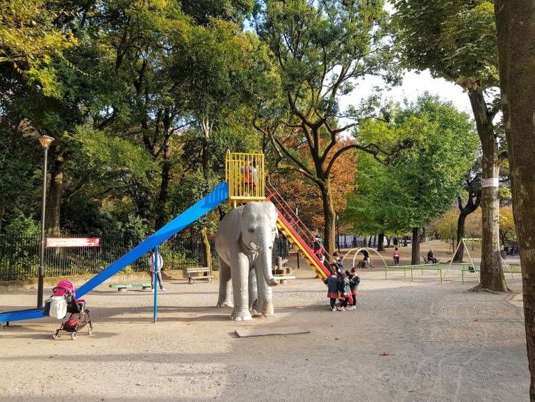 Asukayama Park Playground