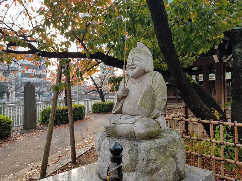 Statue of Daikoku