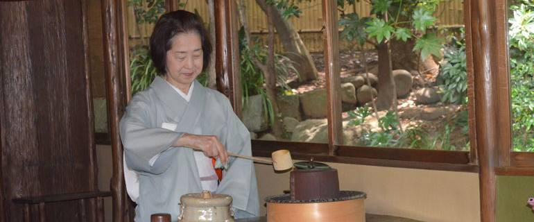 Tea Ceremony, Tokyo Tower and River Cruise