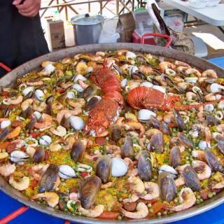 Paella Festival in Yoyogi Park