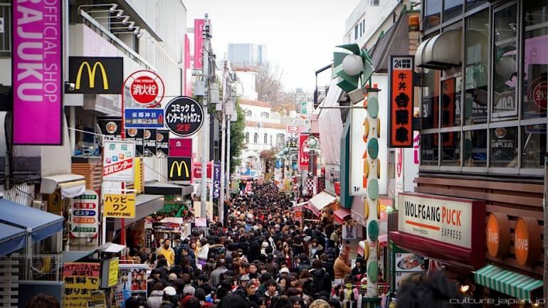 Tokyo Walking
