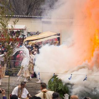 Tokyo Events This Week: Mt. Takao Fire Festival, Local Food Fest & More