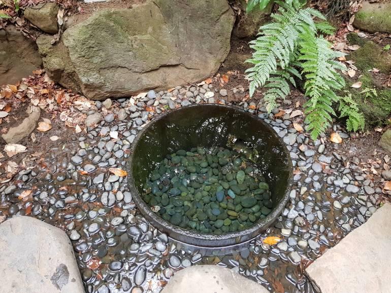 Kiyomizu's well
