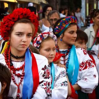 Tokyo Ukraine Parade