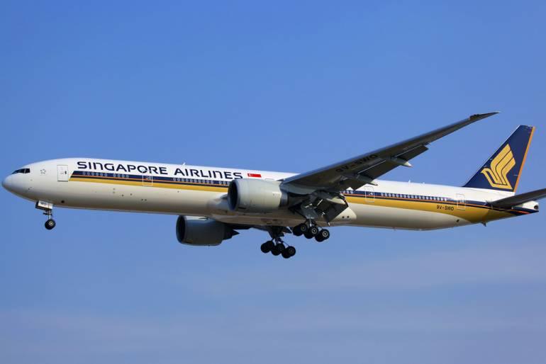 Singapore to Tokyo