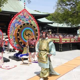 Meiji Shrine Spring Grand Festival