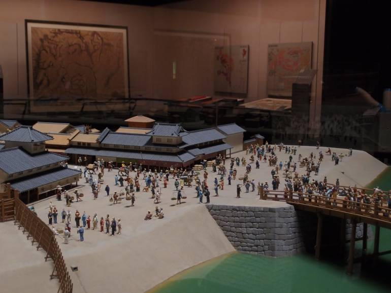 Edo period tokyo