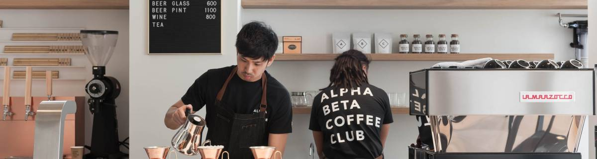Alpha Beta Coffee Club: Where Caffeine Meets Craft