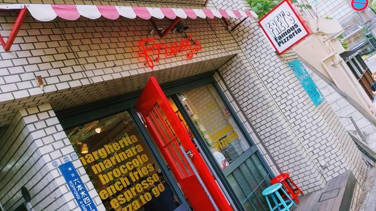 Frey's Pizza Shop