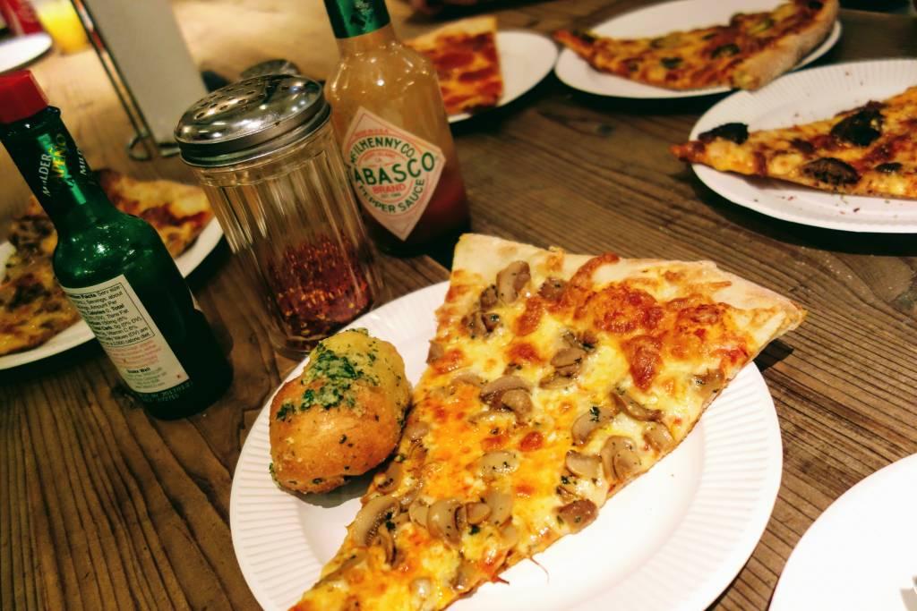Pizza Slice 2 - tokyo pizza shop