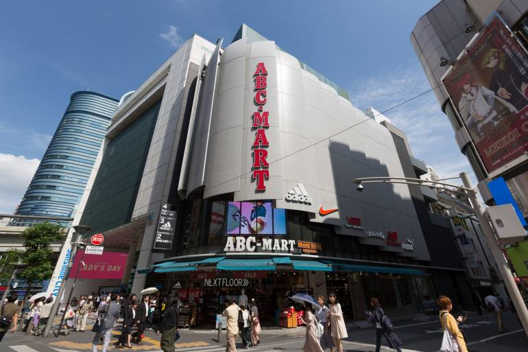 Top Shops for Cheap Shoes in Tokyo