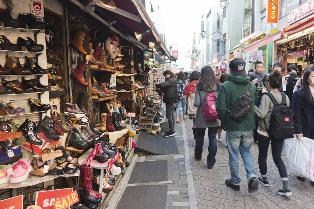 tokyo shoes