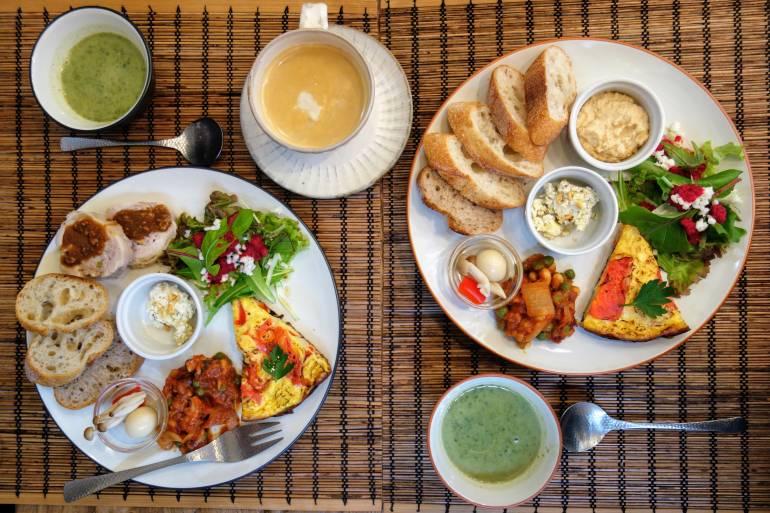 Yanaka Capleville Food