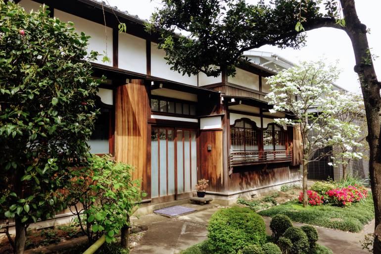 Yanaka Tennoji Temple