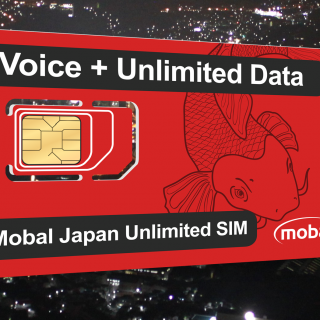 15/30/60 Day Mobal Travel SIM with Free Worldwide Shipping