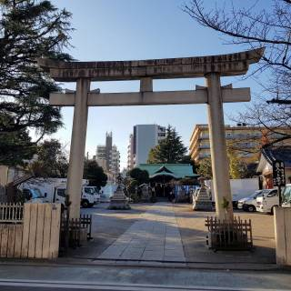 Tamahime Inari Shrine