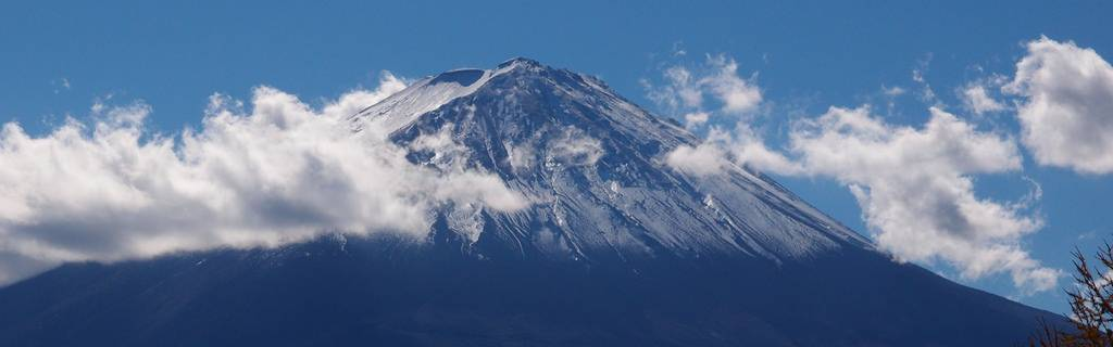 Hike Mount Fuji and See the Hoei Crater