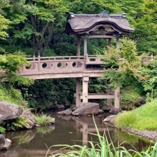 Day Trip from Tokyo: The Green and Dreamy Sankei-en Garden