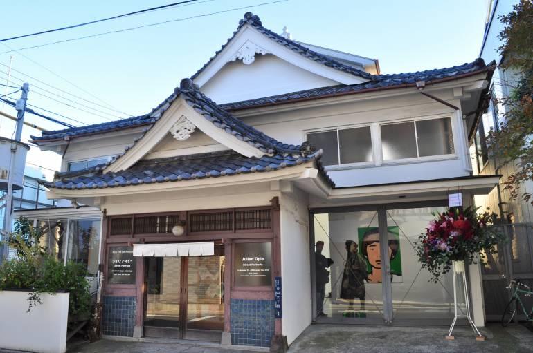 free tokyo art galleries