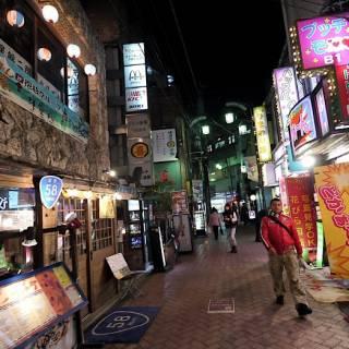 Skip Roppongi, Head to Koenji for Foreigner-Friendly Fun