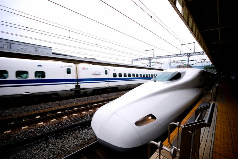 bullet train trips shinkansen