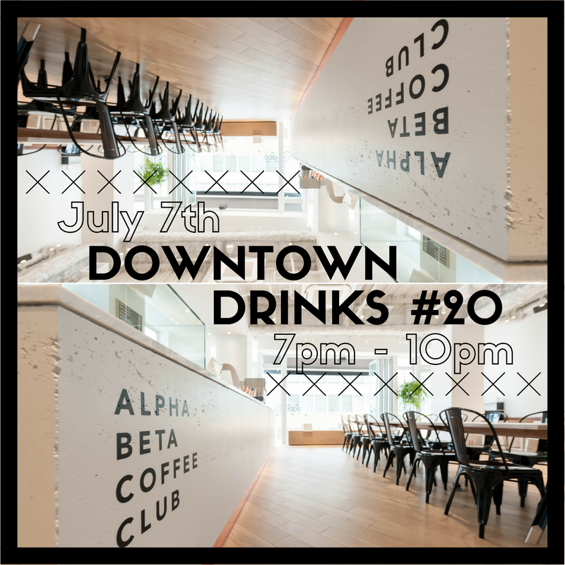 Downtown Drinks #20