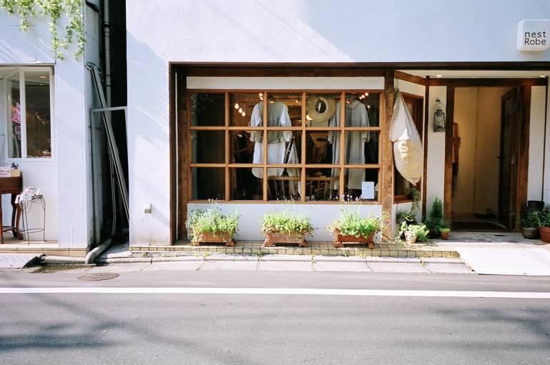 tokyo shopping neighborhoods