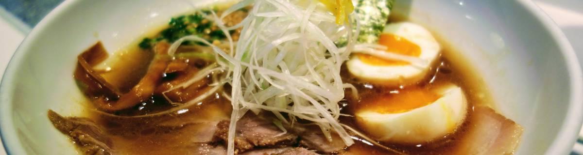 Kugatsudo: Cafe-Style Ramen