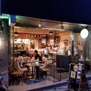 Cafe Frangipani