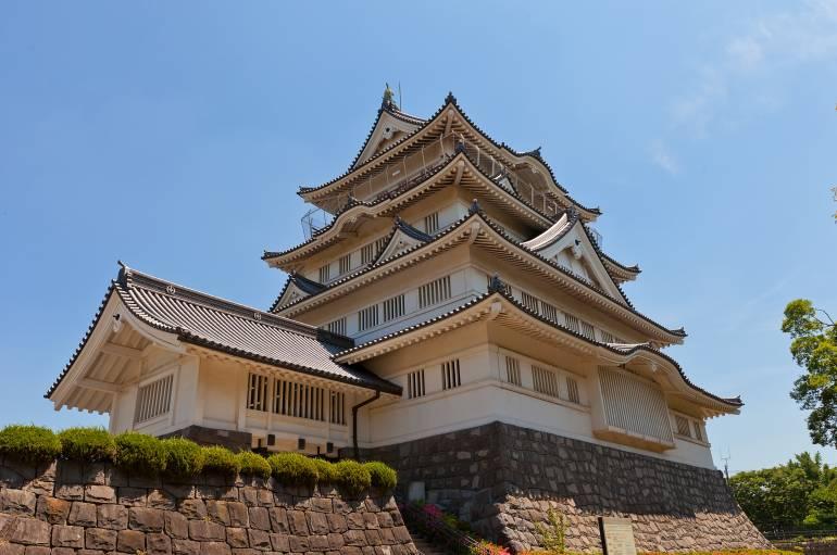 Castles near Tokyo