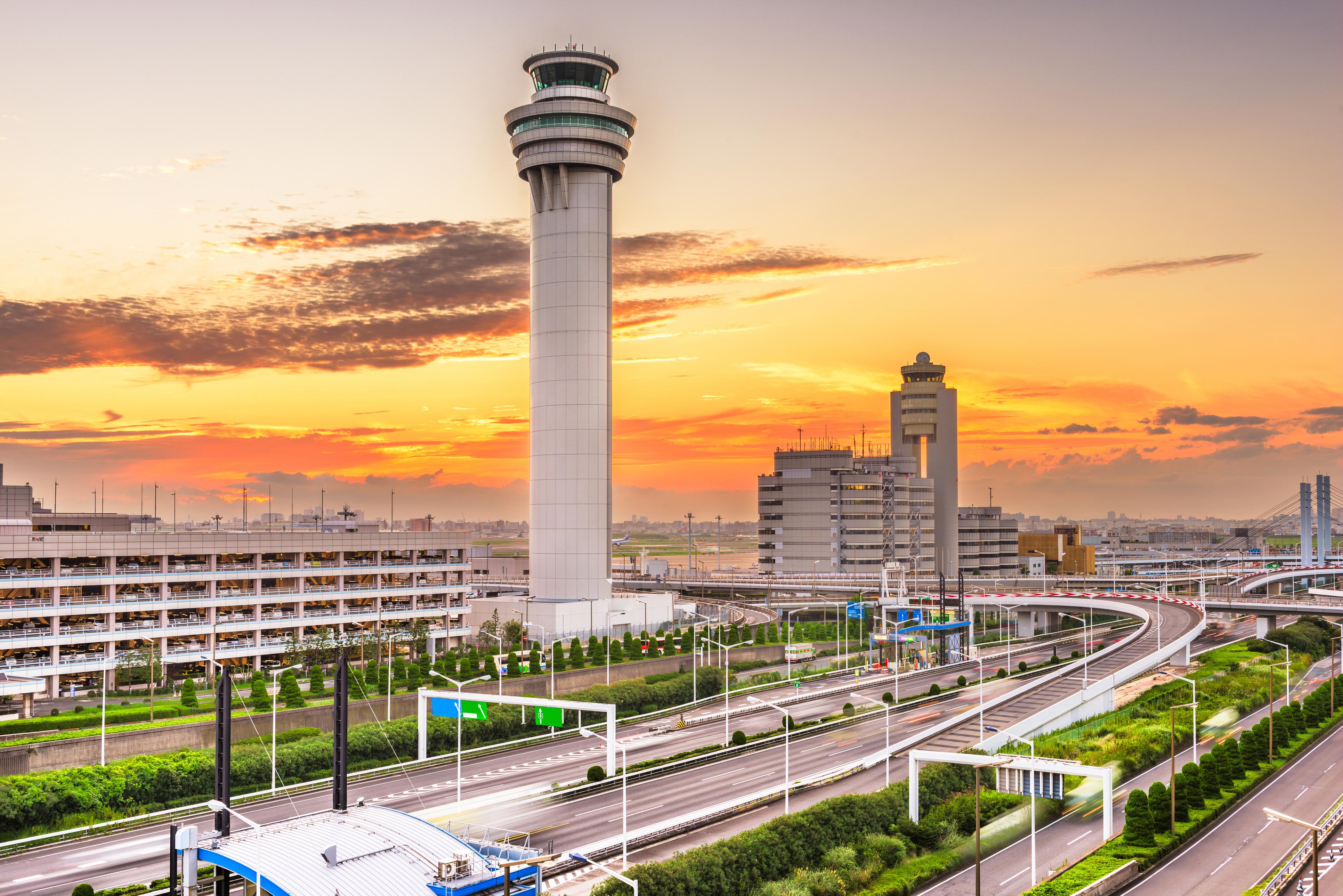 haneda airport tokyo