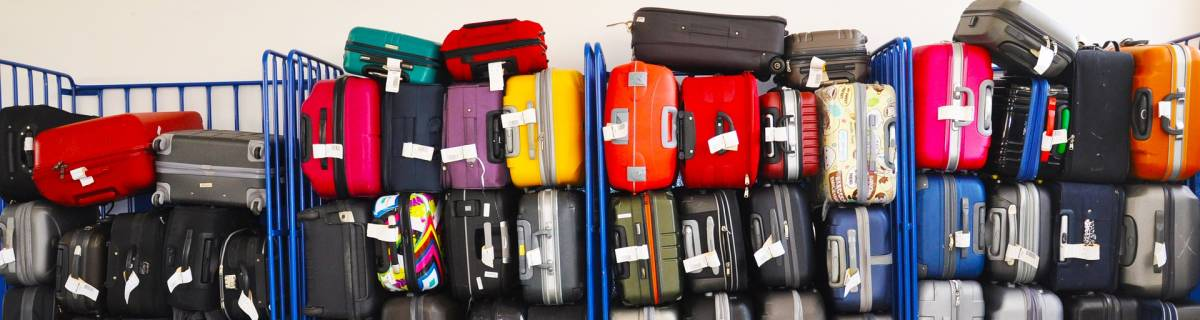 Leaving That Baggage Behind: Luggage Storage in Tokyo