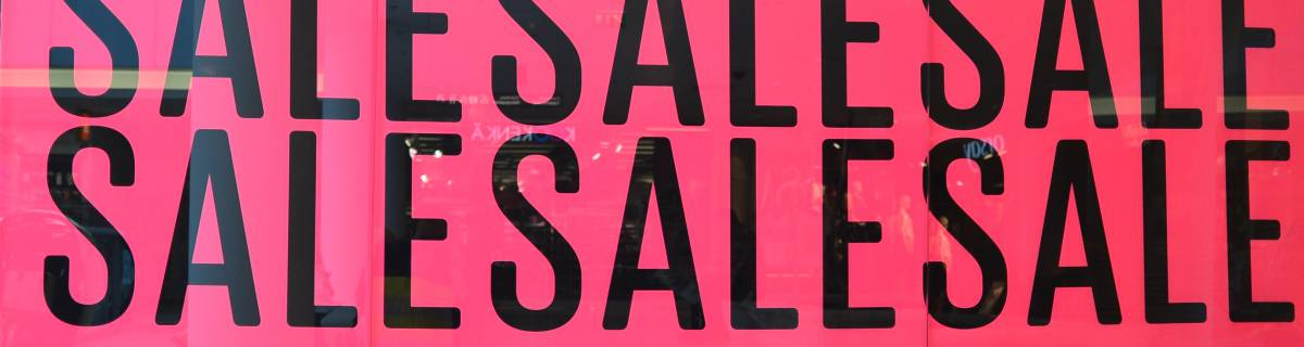 Tokyo Summer Sales