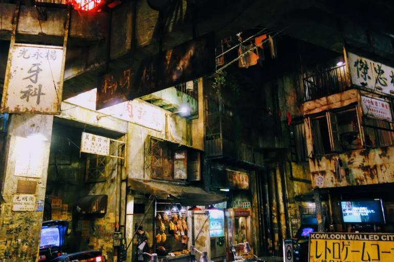 Anata No Warehouse Wall