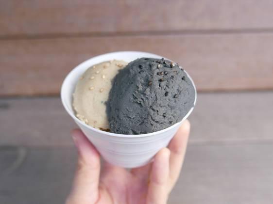 Gomaya Kuki Icecream