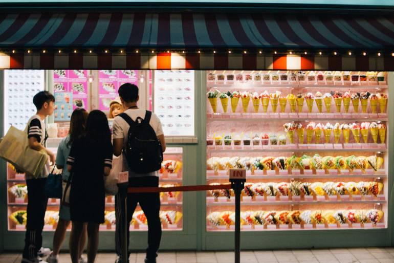 Harajuku sweets