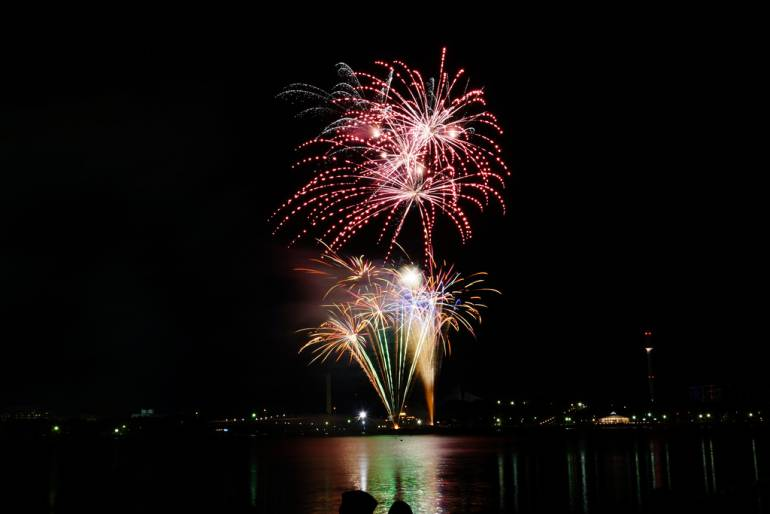 Kanazawa Yokohama Fireworks