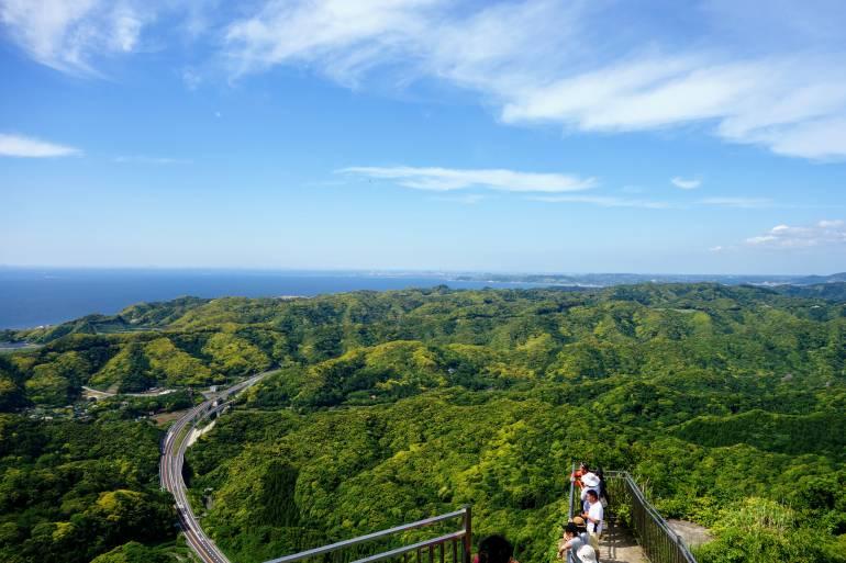 Nokogiriyama View