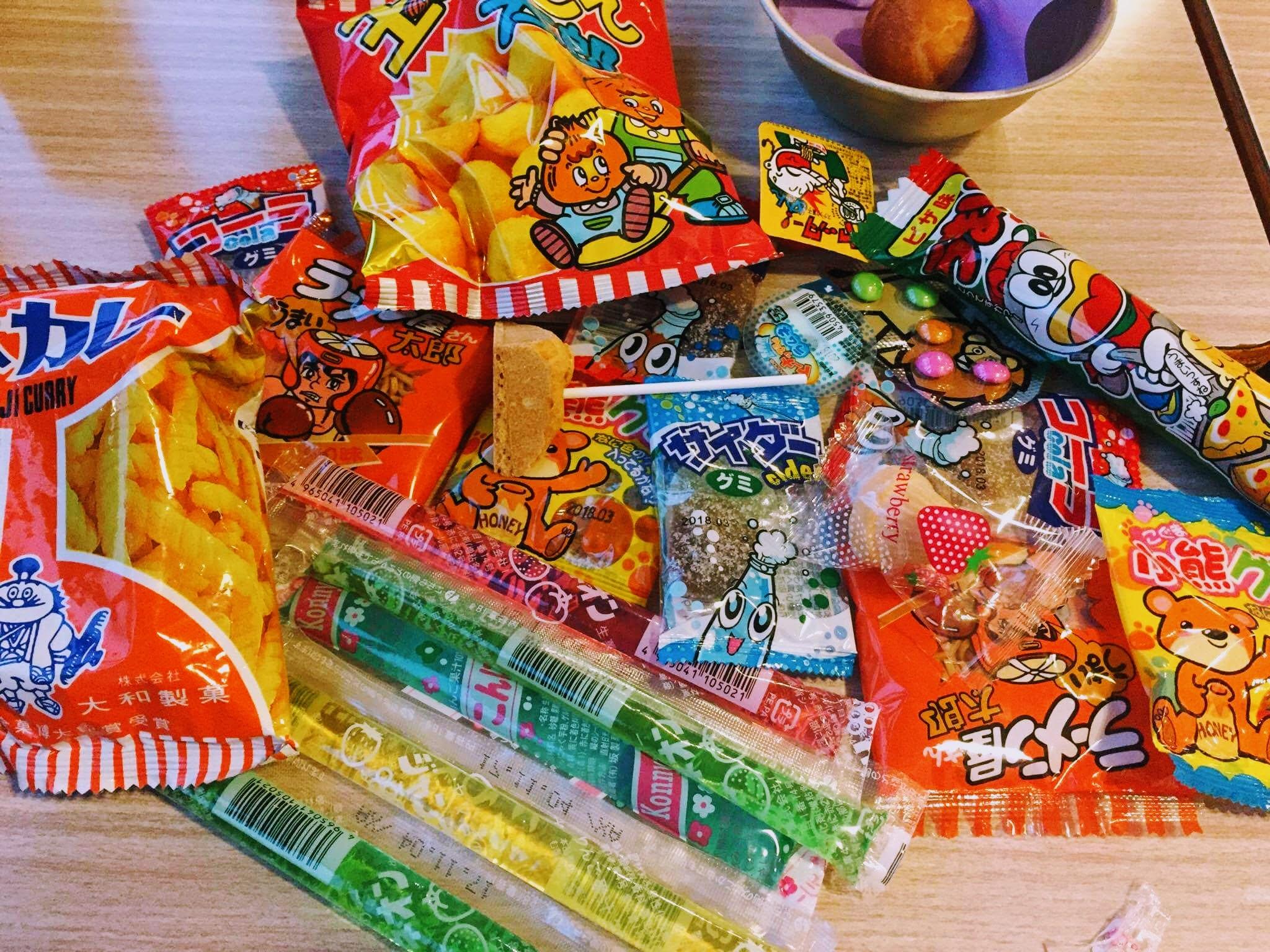 Rokunen Yonkumi Candy