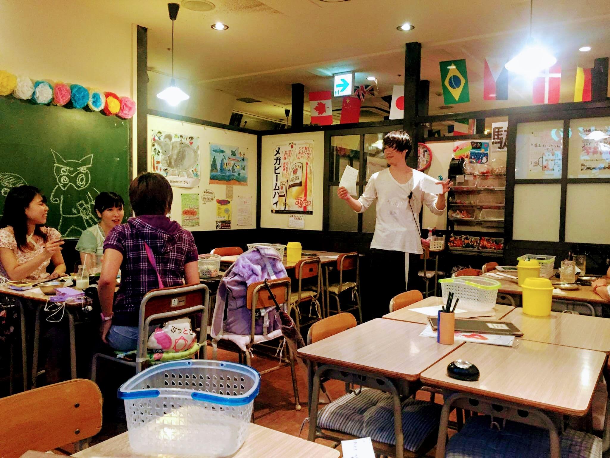 Rokunen Yonkumi Classroom