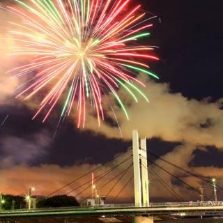 The Tsurumi River Summer Festival 2021