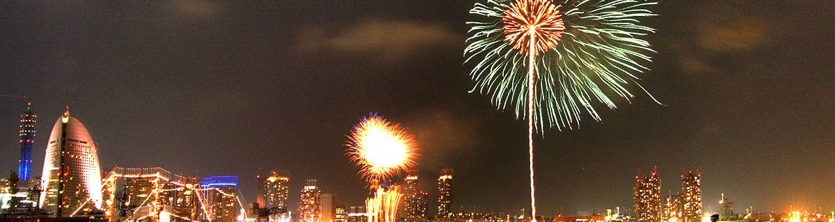 The Yokohama Summer Fireworks Guide