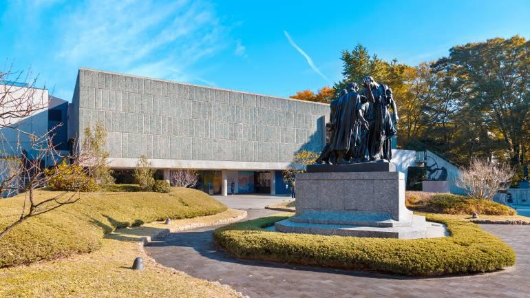 National Museum of Western Art in Tokyo